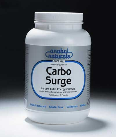 Carbo Surge - 3 lb. Powder