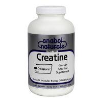 Creapure Creatine - 120 Caps