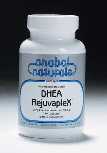 DHEA RejuvapleX - 30 Sublingual Caps - Unflavored