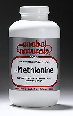 L-Methionine - 100 grams Powder