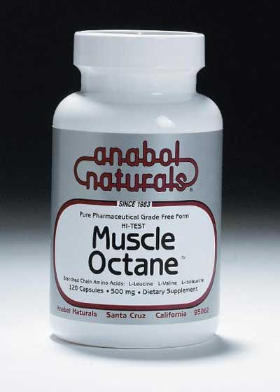 Muscle Octane BCAA's