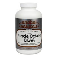 Muscle Octane BCAA's - 120 caps