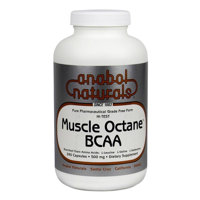 Muscle Octane - BCAA's