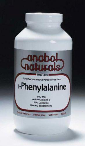 L-Phenylalanine - 500 grams Powder