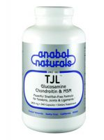 TJL Glucosamine / Chondroitin / MSM - 480 Caps