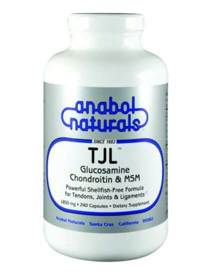TJL  Glucosamine / Chondroitin / MSM