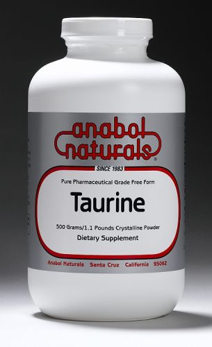 Taurine 500 grams Powder