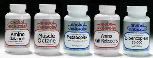MuscleMass Kit - 1 Month Supply