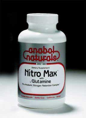 Nitro Max with L-Glutamine